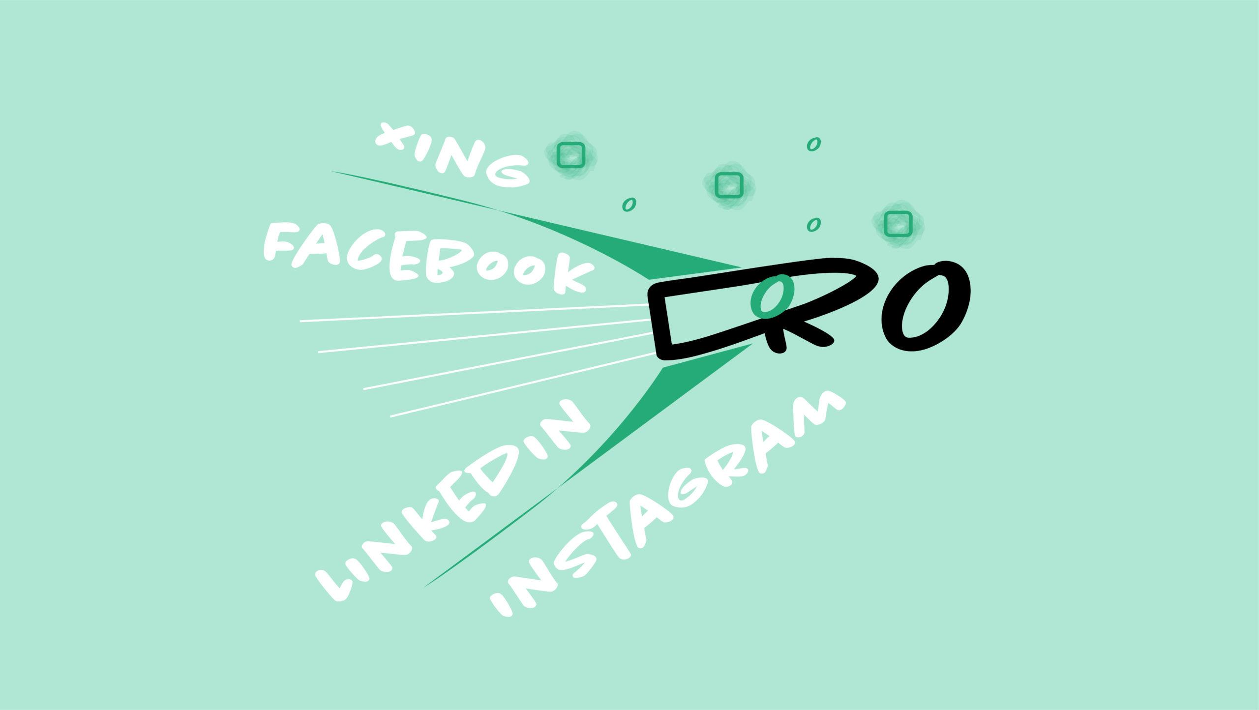 Referenzen von Social Media Betreuung
